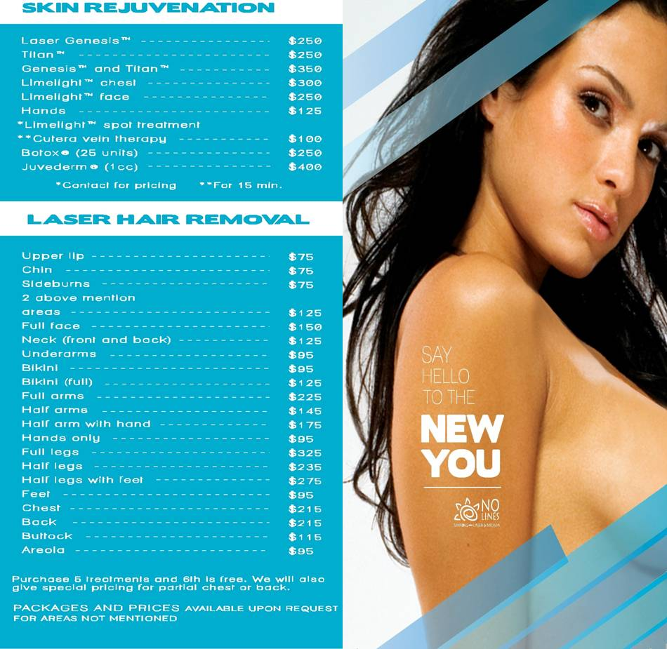 Medspa miami beach price menu med spa south beach - Tanning salons prices ...